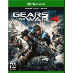 Digital Gears of War 4 Xbox One Download Now At GameStop.com!