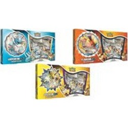 Pokemon Company International Trading Card Game: Eevee Evolution GX Special Collection Available At GameStop Now!