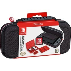 Nintendo Switch Black Game Traveler Deluxe Travel Case found on GamingScroll.com from Game Stop US for $19.99