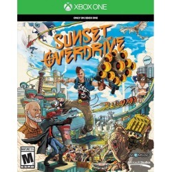 Microsoft Game Studios Digital Sunset Overdrive Xbox One Download Now At GameStop.com!