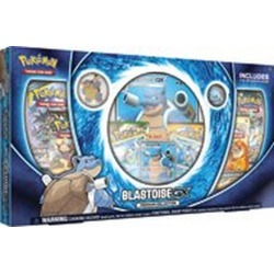 Pokemon Trading Card Game: Blastoise-GX Premium Collection