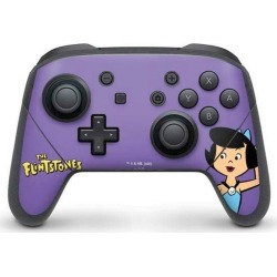 The Flintstones Betty Rubble Controller Skin for Nintendo Switch Pro