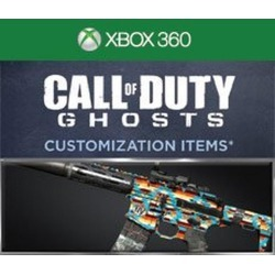 Call of Duty Ghosts Heartlands Personalization Pack found on GamingScroll.com from Game Stop US for $2.00