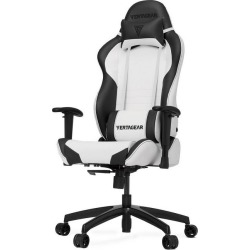 SL2000 White and Black Gaming Chair found on Bargain Bro India from Game Stop US for $389.99