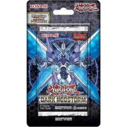 Konami Yu-Gi-Oh! Dark Neostorm Booster Pack Available At GameStop Now!