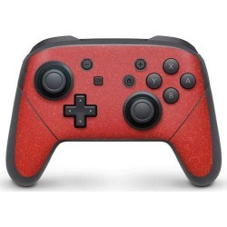 Diamond Red Glitter Controller Skin for Nintendo Switch Pro Nintendo Switch Accessories Nintendo GameStop found on Bargain Bro Philippines from Game Stop US for $14.99