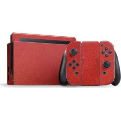 Diamond Red Glitter Skin Bundle for Nintendo Switch Nintendo Switch Accessories Nintendo GameStop found on Bargain Bro Philippines from Game Stop US for $34.99