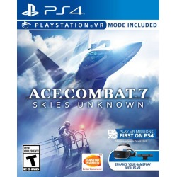 Ace Combat 7 Skies Unknown Pre-owned PS4 Games Bandai Namco Entertainment America Inc. GameStop