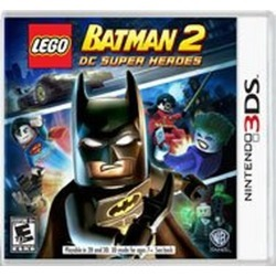 LEGO Batman 2: DC Super Heroes Pre-owned Nintendo 3DS Games Warner Bros. Interactive Entertainment GameStop found on Bargain Bro India from Game Stop US for $9.99