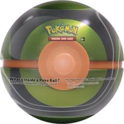Pokemon Trading Card Game: Poke Ball Tin Summer 2020 (Assortment)
