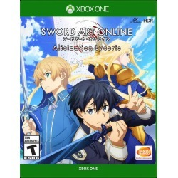 Bandai Namco Entertainment America Inc. Sword Art Online: Alicization Lycoris Xbox One Pre-Order At GameStop Now!