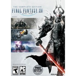 Square Enix Digital Final Fantasy XIV Online Complete Edition PC Download Now At GameStop.com!