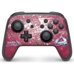 NHL Colorado Avalanche Controller Skin for Nintendo Switch Pro Nintendo Switch Accessories Nintendo GameStop found on Bargain Bro Philippines from Game Stop US for $14.99