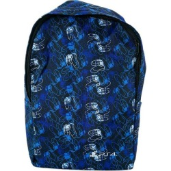 ThinkGeek Collectibles PlayStation Controller All Over Print Backpack Available At GameStop Now!