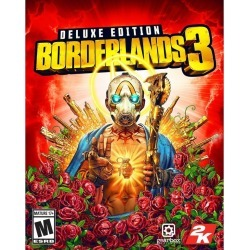 2K Digital Borderlands 3 Deluxe Edition PC Download Now At GameStop.com!