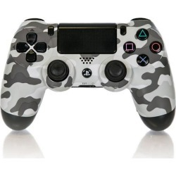 Sony DualShock 4 Wireless Controller - Arctic Camo PS4 Sony Computer Entertainment America Available At GameStop Now!