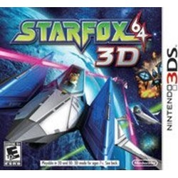 Star Fox 64 3D Pre-owned Nintendo 3DS Games Nintendo GameStop found on Bargain Bro India from Game Stop US for $19.99