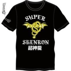 Bio World Merchandising Shirt XL - DBZ Shenron Available At GameStop Now!