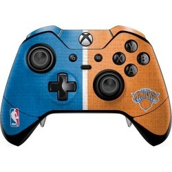 NBA New York Knicks Controller Skin for Xbox One Elite Xbox One Accessories Microsoft GameStop found on Bargain Bro Philippines from Game Stop US for $14.99