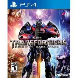 Activision Transformers: Rise of the Dark Spark PS4 Available At GameStop Now! found on Bargain Bro India from Game Stop US for $29.99