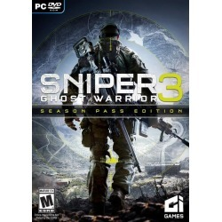 City Interactive Digital Sniper Ghost Warrior 3 Season Pass Edition PC Download Now At GameStop.com!