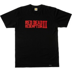 Rockstar Games Red Dead Redemption 2 Logo T-Shirt Only at GameStop Available At GameStop Now!