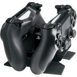 PlayStation 4 DUALSHOCK 4 Charging Station PS4 PowerA Available At GameStop Now!