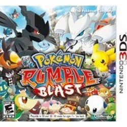 Pokemon Rumble Blast found on GamingScroll.com from Game Stop US for $14.99