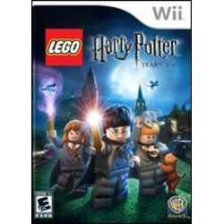 LEGO Harry Potter: Years 1-4 Pre-owned Nintendo Wii Games Warner Bros. Interactive Entertainment GameStop found on Bargain Bro India from Game Stop US for $14.99