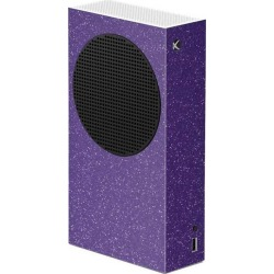Diamond Purple Glitter Console Skin for Xbox Series S Xbox Series X Accessories Microsoft GameStop found on Bargain Bro Philippines from Game Stop US for $24.99