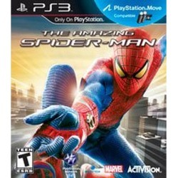 The Amazing Spider-Man PS3 Activision Available At GameStop Now!