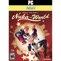 Bethesda Softworks Digital Fallout 4 - Nuka-World PC Download Now At GameStop.com!