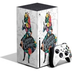 Alice in Wonderland Alice Curiouser and Curiouser Skin Bundle for Xbox Series X Xbox Series X Accessories Microsoft GameStop found on GamingScroll.com from Game Stop US for $31.99