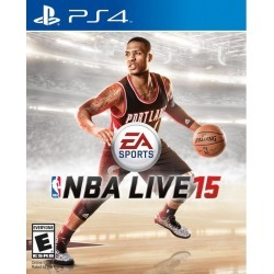 NBA Live 15 found on Bargain Bro Philippines from Game Stop US for $2.99
