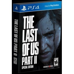 Sony The Last of Us Part II Special Edition PS4 Pre-Order At GameStop Now! found on GamingScroll.com from Game Stop US for $79.99