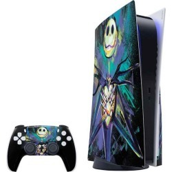 The Nightmare Before Christmas Jack Skellington Skin Bundle for PlayStation 5