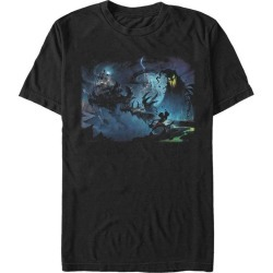Epic Mickey Inky Landscape Mens T-Shirt Fifth Sun GameStop found on Bargain Bro India from Game Stop US for $15.99