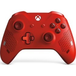 Microsoft Xbox One Sport Red Special Edition Wireless Controller Pre-owned Xbox One Accessories Microsoft GameStop found on Bargain Bro Philippines from Game Stop US for $49.99