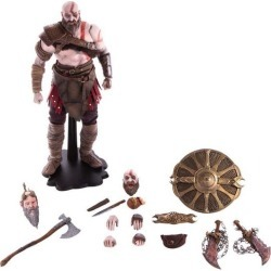 God of War Kratos Deluxe Action Figure Mondo Tees LLC GameStop found on Bargain Bro Philippines from Game Stop US for $229.99