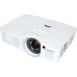 Optoma GT1080Darbee 1080p Short-Throw Gaming Projector Available At GameStop Now!