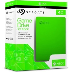 Xbox One Seagate 4TB External Game Drive Seagate Available At GameStop Now!
