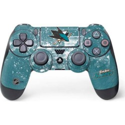 NHL San Jose Sharks Controller Skin for PlayStation 4 PS4 Accessories Sony GameStop found on Bargain Bro Philippines from Game Stop US for $14.99