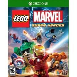 LEGO Marvel Super Heroes found on Bargain Bro India from Game Stop US for $14.99