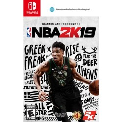 Digital NBA 2K19 Nintendo Switch Download Now At GameStop.com!
