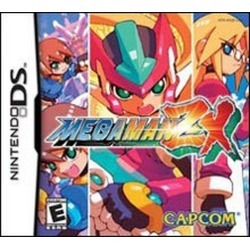 Mega Man ZX Pre-owned Nintendo DS Games Capcom GameStop found on Bargain Bro India from Game Stop US for $19.99