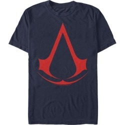 Assassin's Creed Red Original Crest T-Shirt Fifth Sun GameStop found on Bargain Bro India from Game Stop US for $21.99