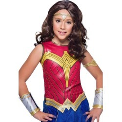 Wonder Woman 1984 Wonder Woman Juniors Costume Wig, One Size Rubie's Costume Company GameStop found on Bargain Bro Philippines from Game Stop US for $16.99