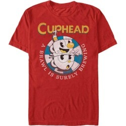Cuphead A Brawl Is Surely Brewing T-Shirt