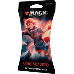 Wizards of the Coast Magic: The Gathering Core 2020 Booster Pack Available At GameStop Now!