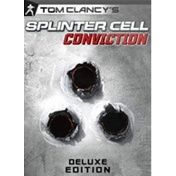 Digital Tom Clancy's Splinter Cell Conviction Deluxe PC Games Ubisoft GameStop found on Bargain Bro India from Game Stop US for $19.99